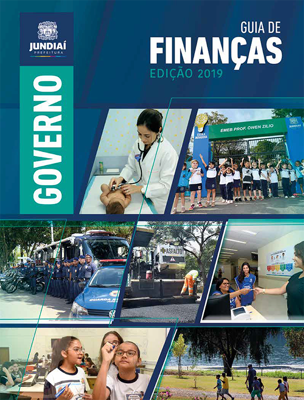 Capa do Guia de Finanças